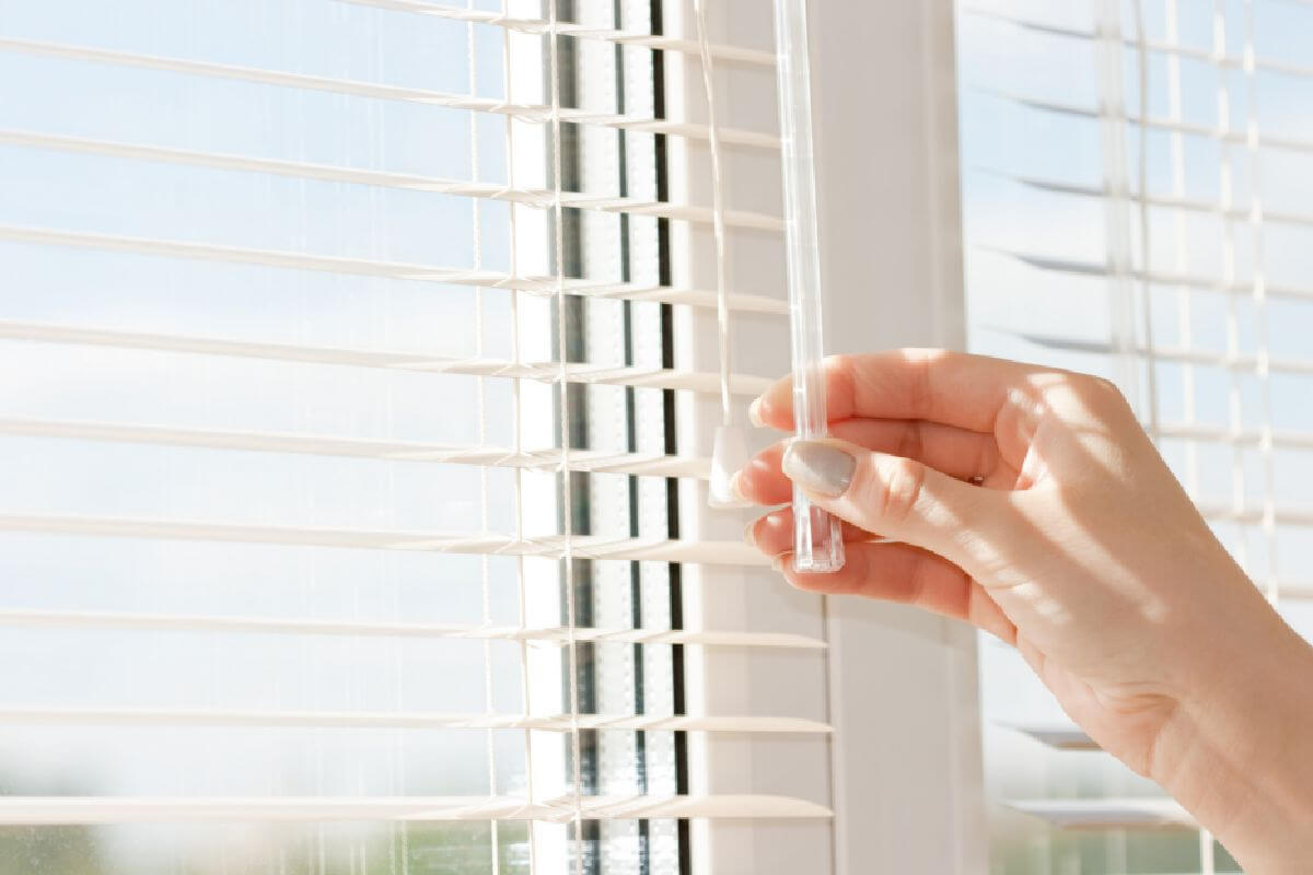 uPVC Window Blinds Wakefield
